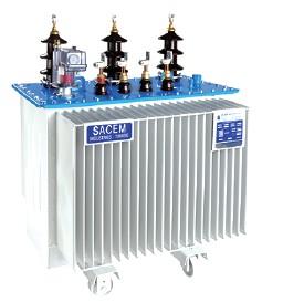 Transformateur de distribution électrique